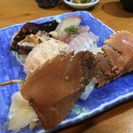 つね三 - つね三(大分県佐伯市内町)おまかせ寿司 1,700円