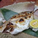 旬のさかな総 - 焼魚①