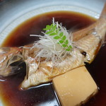 旬のさかな総 - 煮魚①