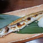 旬のさかな総 - 焼魚③