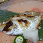 旬のさかな総 - 焼魚④