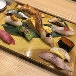 梅丘寿司の美登利 名古屋店
