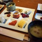 Shumpanrou - 料理写真:朝食