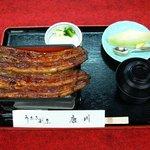 うなぎ割烹 康川 - 料理写真:うな重 梅