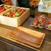苺家 - 料理写真:大きい方は3~4パック分で¥1900(12月下旬価格)