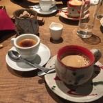 SEKAHE - ランチのドルチェとコーヒー