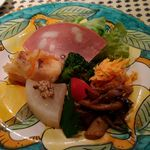 Daniel's ALBA - 前菜