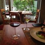 Le Salon de Legumes - グラスワイン