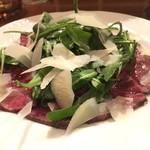 Oliva - 炙り牛肉のカルパッチョ