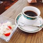 マーブル カフェ - ランチセット