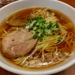 中華料理 鉄人 - ラーメン