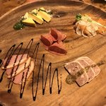イタリアン肉バル あべのダイナー - 前菜五種盛合せ