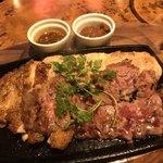 イタリアン肉バル あべのダイナー - 本日のステーキ3種盛り