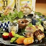 ふしきの - 2017年夏(5品目、八寸)