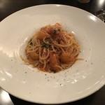 ティーズスタイル - プチトマトのパスタ