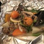 ティーズスタイル - 鮮魚のカルトッチョ