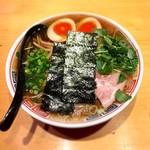 麺ハウス こもれ美 - THE中華そば 800円