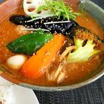 ドロッピン - チキン野菜(焙煎海老スープ)