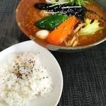 ドロッピン - チキン野菜(焙煎エビスープ)