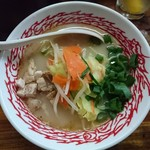 でびっと - 料理写真:タンメン800円