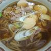 Benibanaya - 料理写真:芋煮そば♪
