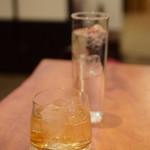 マーダル - 梅酒ロック
