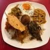 ヘラディワ - 料理写真:スリランカホームスタイルワンプレート