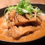 雅しゅとうとう - 鶏肉の胡麻味噌焼き