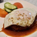 レストラン ヨコオ - ハンバーグランチ