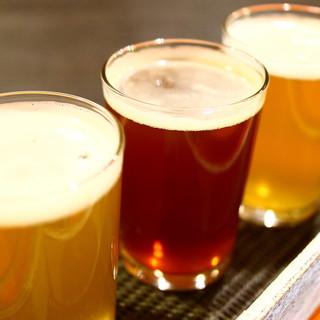 どこよりも新鮮でふくよかさ香り立つビールを味わって下さい