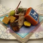 旅館 寿亭 - 料理写真:お料理です