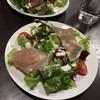 ダイナーアンドバーバズ - 料理写真:セットのサラダ
