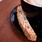 ハグコーヒー - hug coffee ビスコッティ