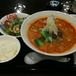 錦飯店 - 担々麺