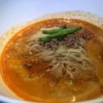 中国料理 桂花 - 担々麺アップ