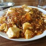 おこのみラーメン - 料理写真:マーボー焼きそば 770円