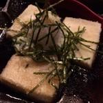 味処 八右衛門 - 揚げ出し豆腐
