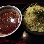 味処 八右衛門 - 辛味つけ麺