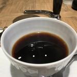 倉式珈琲店 - ドリンク写真:本日のストレートコーヒー<コスタリカアキアレス農園> … モーニングにて♪ サイフォンで提供されます!約 2杯分で お得♪