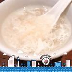 龍海飯店 - 蟹入りフカヒレスープ