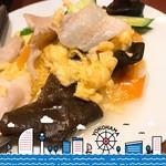 龍海飯店 - キク玉
