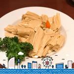 龍海飯店 - 湯葉の前菜