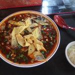 小中華郷土料理 - 料理写真:陝西哨子麺