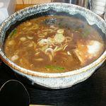 麺龍 - 料理写真:黒味噌らーめん 730円