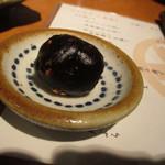 78676109 - 蕎麦味噌