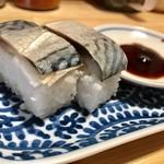 78676188 - サバ寿司