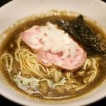 煮干乱舞 - 中華そば(醤油)¥800