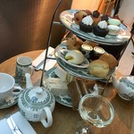 Great Court Restaurant - 料理写真:Prosecco Afternoon Tea