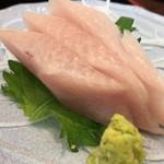 めしや 大磯港 - ★トッパタ煮付け ぶり刺身 地魚フライ付き(1400円)★ぶり刺身