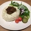 ヨリミチ プラス - 料理写真:ドライカレーライス